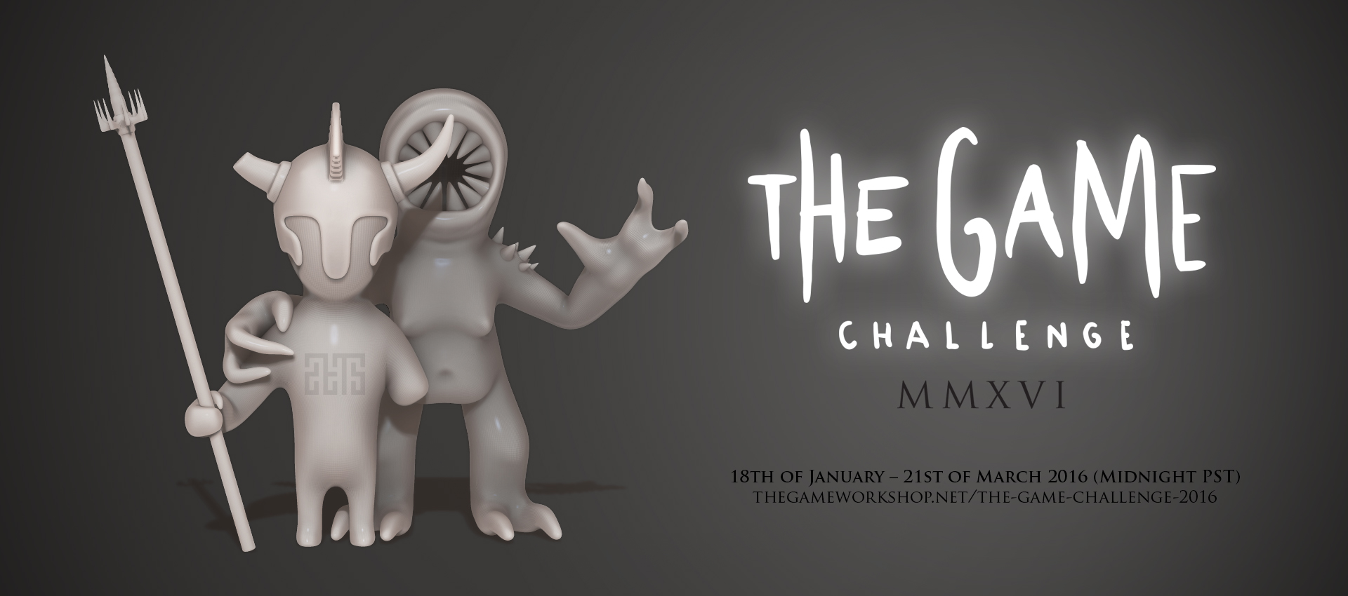 The Game Challenge 2016