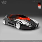 """Car Concept"" by Tom Paul"