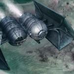 """58-061215 Steapunk Tie Bomber"" by Kresimir Jelusic"