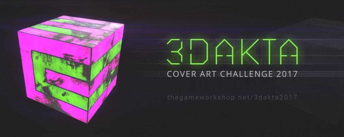 3DAKTA Cover Art Challenge 2017