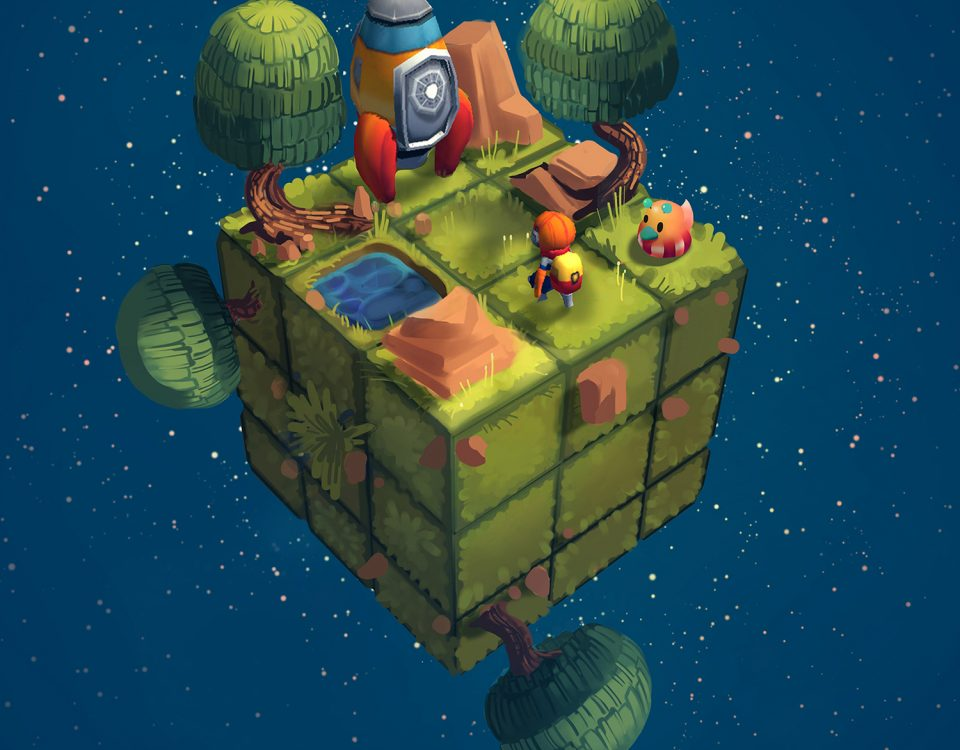 Cubiverse The Game Workshop