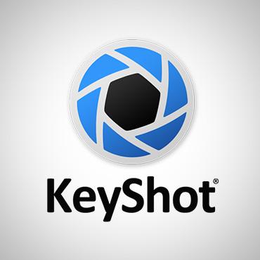 KeyShot - The Game Challenge 2017